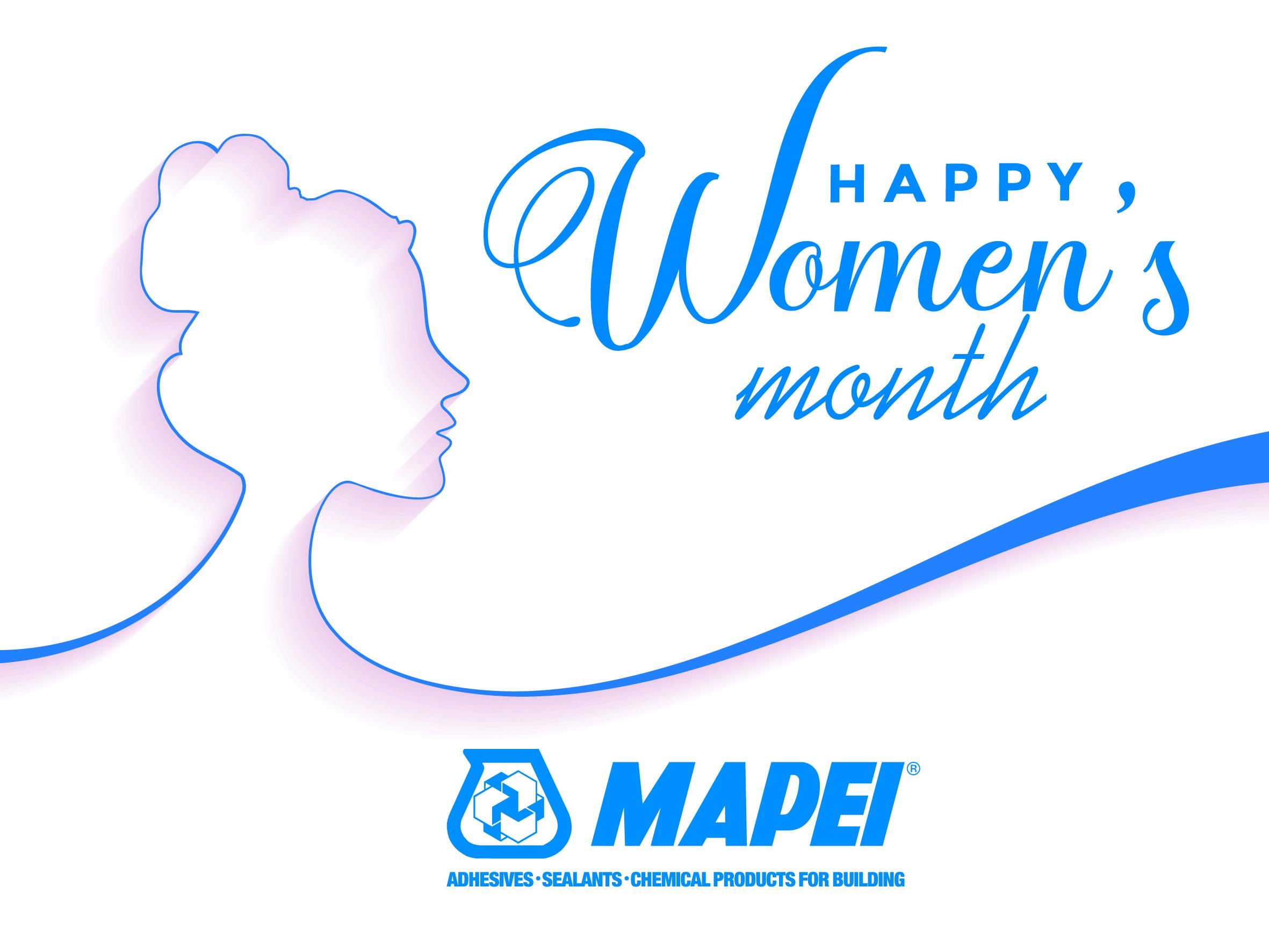 Celebrating the Women within MAPEI
