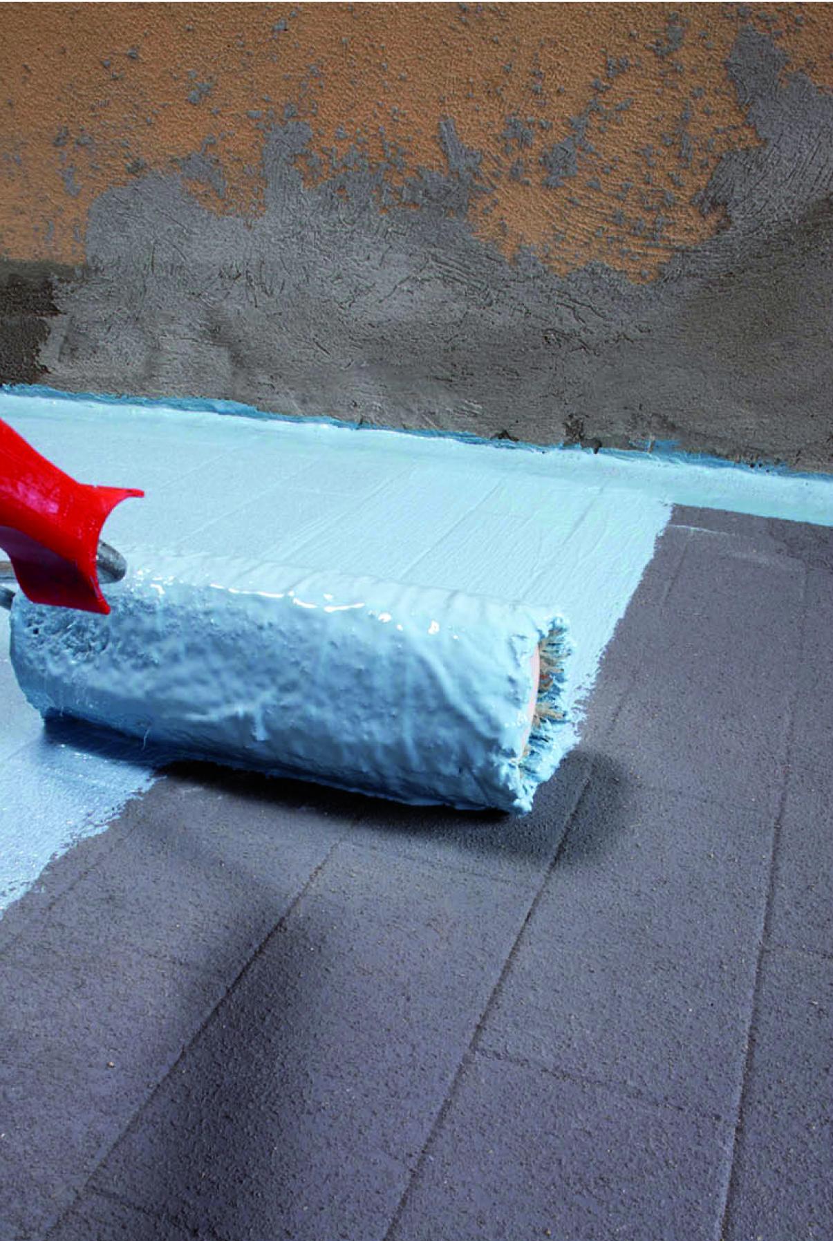 Mapelastic Aquadefense - Acrylic-based Waterproofing