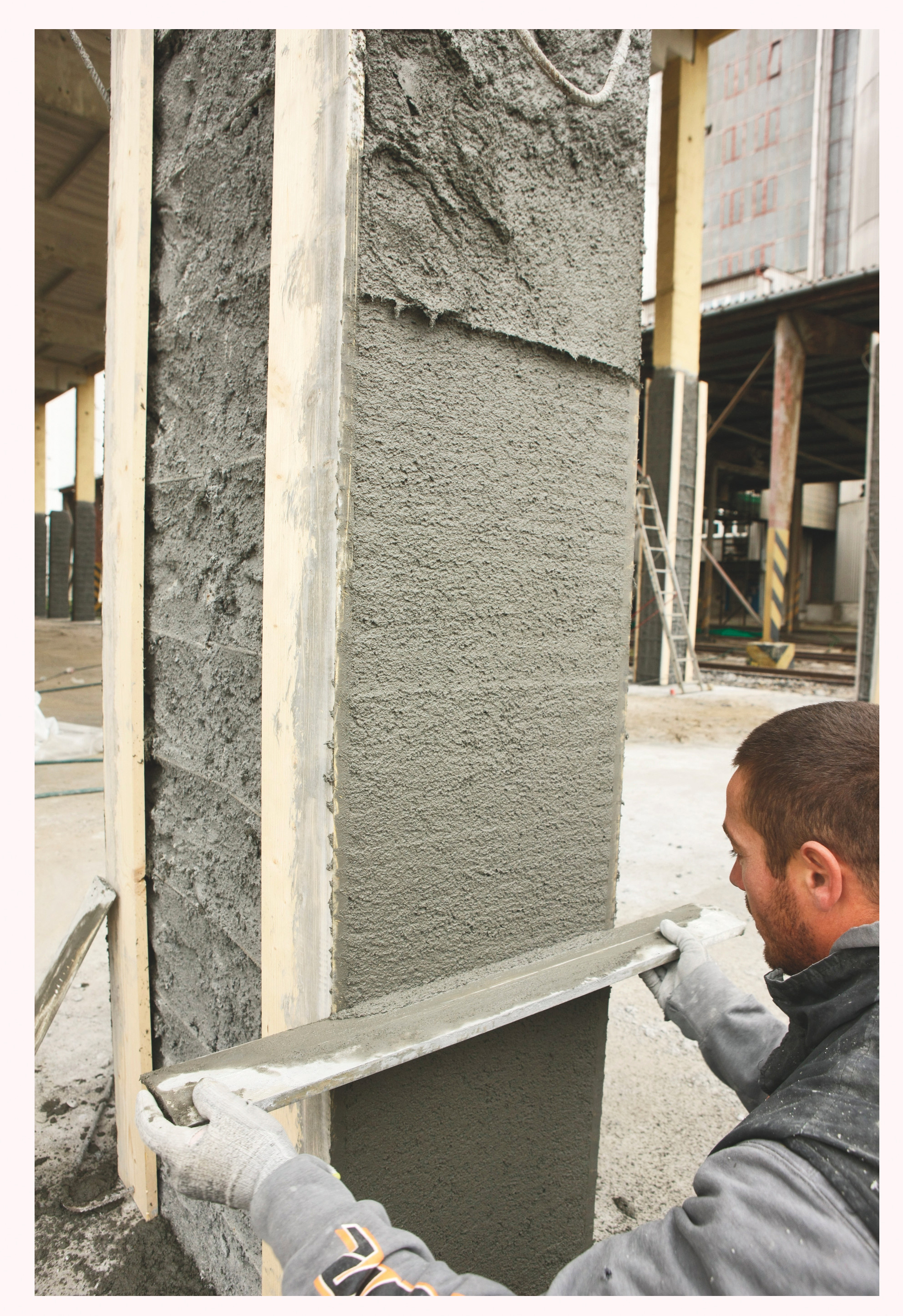 The Selection of Concrete Repair Materials