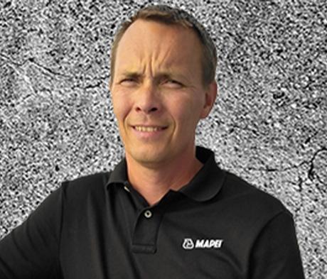 Vi önskar Joni Lindholm välkommen till Mapei AB!