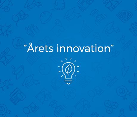 Mapei vann priset för Årets innovation!
