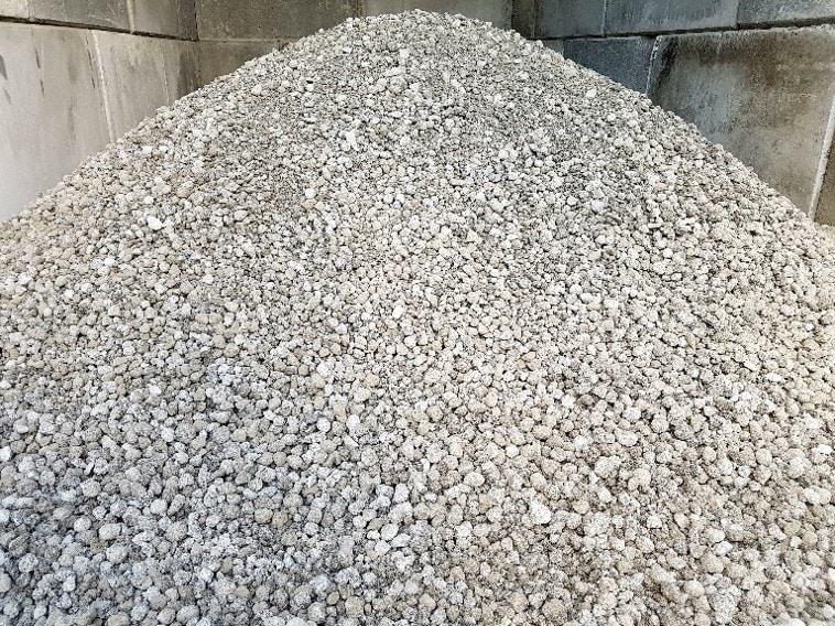 Ballastbedömning och betongproportionering