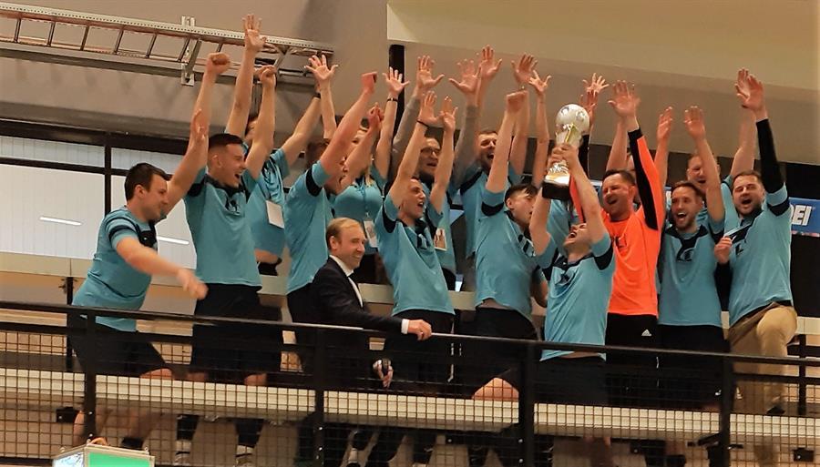 Vinnare av Mapei Cup i Göteborg 2019