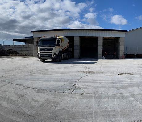 Resan mot mindre slam på betongfabriken har börjat!