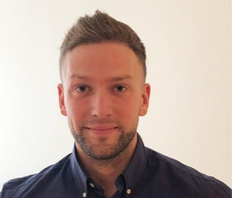 Mapei rekryterar Andreas Martinsson