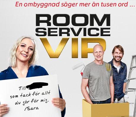Vi hjälper simstjärnan Sara Sjöström!