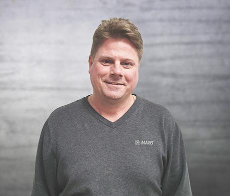 Tommy Pettersson - ny teknisk säljare