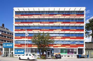 Mapei AB - Huvudkontor