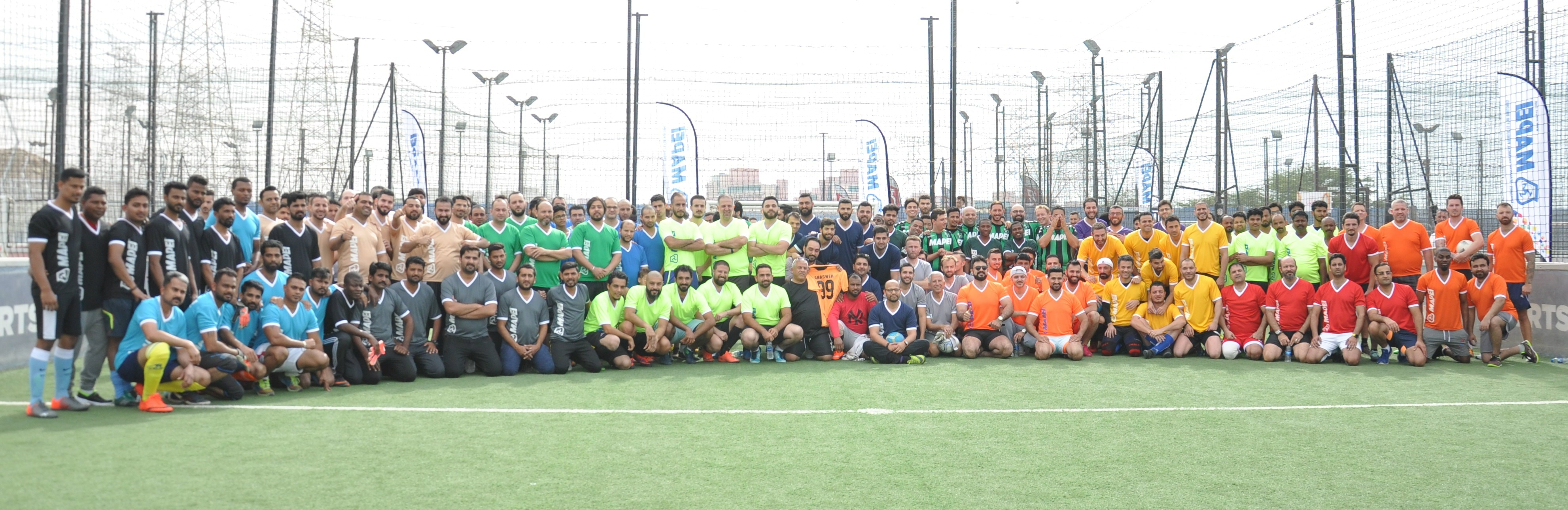 Mapei Football Tournament 2019