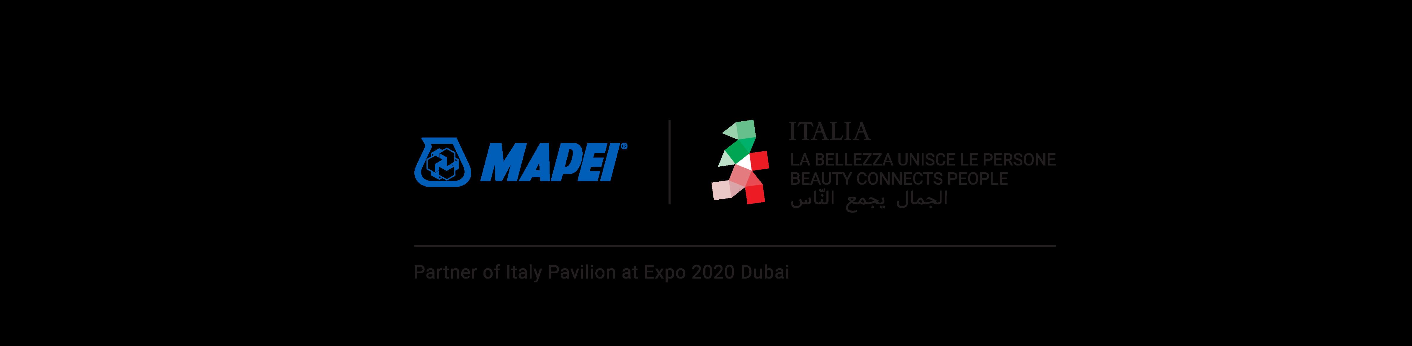 Mapei Partner of Italy Pavilion