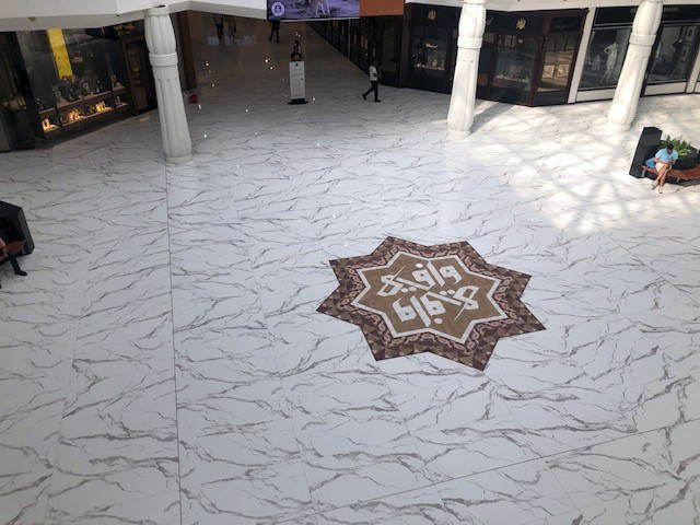 Mapei Wafi Wall flooring