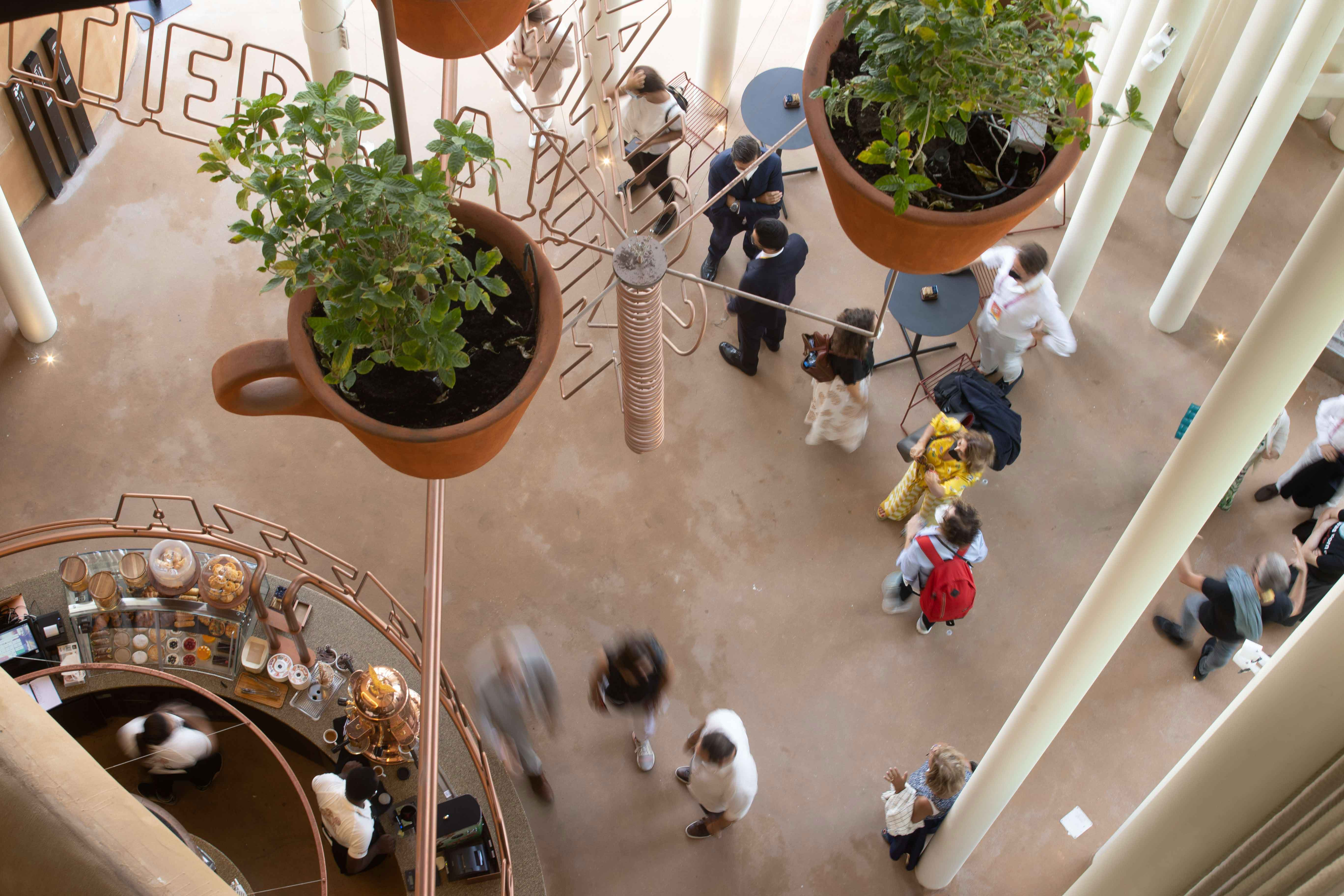 Mapei Italy Pavilion Expo 2020 Dubai