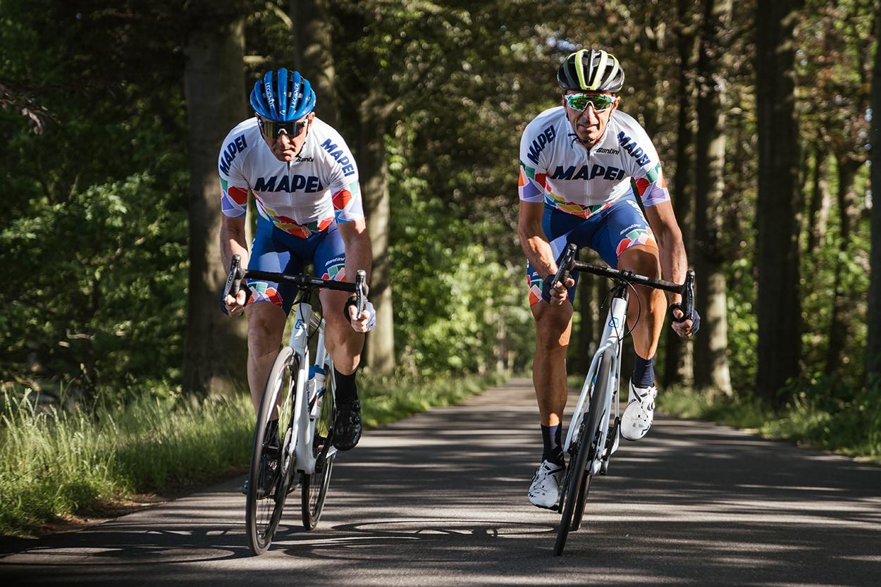 Mapei UCI Main Sponsor of the Road World Championships