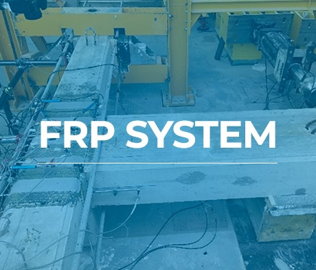 Mapei FRP System: innovative external application to counteract seismic risk in reinforced concrete buildings