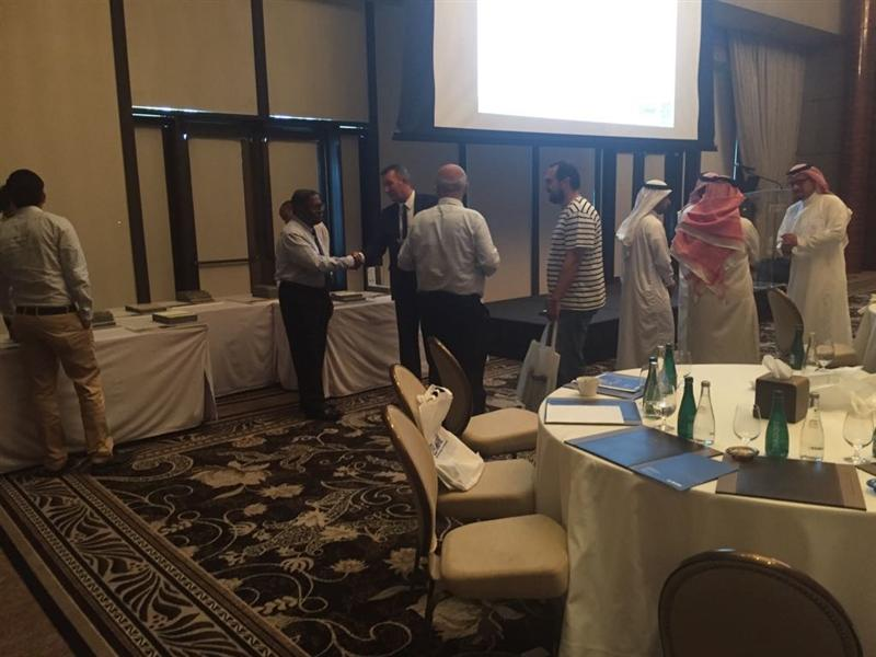 MAPEI conducts seminar in Bahrain