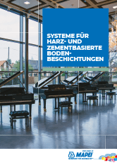 Systeme für Harz- und zementbasierte Bodenbeschichtungen