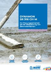 Dynamon SR 916 CH-M – Ihr Fliessmittel für mehr Planungssicherheit