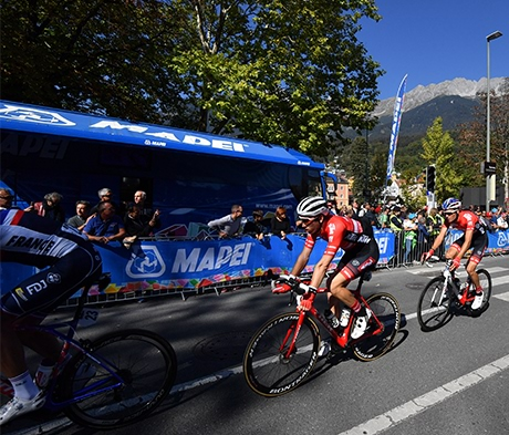 Annulation des Championnats du Monde Route UCI 2020 à Aigle-Martigny