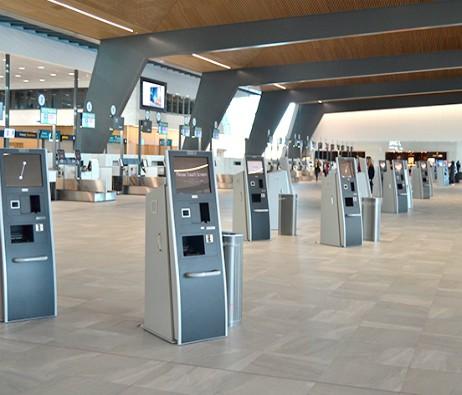 Storleveranse til Bergen lufthavn Flesland
