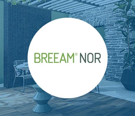 Er produktet Breeam-NOR godkjent?