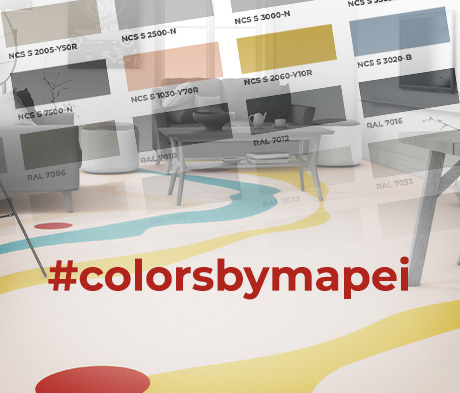 Colors by Mapei – uendelige fargevalg