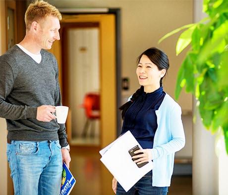 Vi søker leder for employer branding og rekruttering
