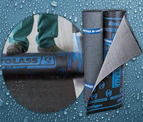 Nyhet: Mapei distribuerer Polyglass-membraner