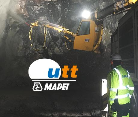 Solid vekst for tunnelprosjekter
