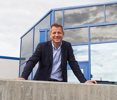 Trond Hagerud er ny styreleder i Bygg Reis Deg AS.