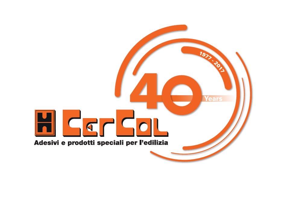 CERCOL COMPIE 40 ANNI