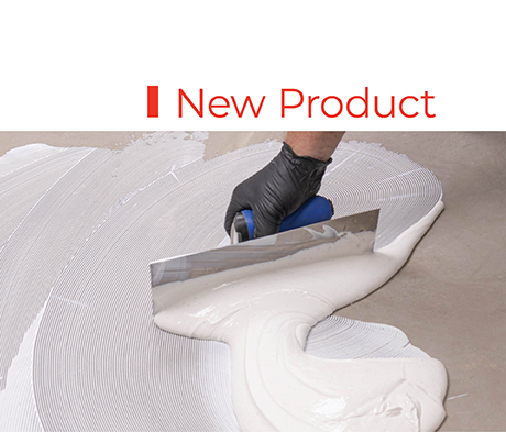 """""""Control the gap"""" with MAPEI's new Ultrabond ECO 399 adhesive"""