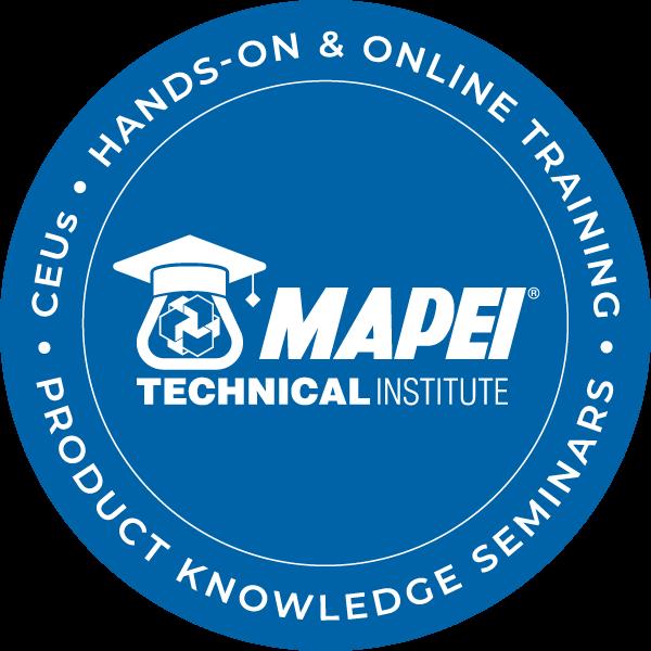 MAPEI Online – Education & Training