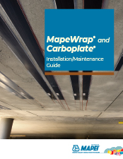 MapeWrap and Carboplate Installation/Maintenance Guide