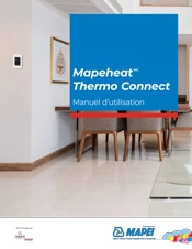 Mapeheat Thermo Connect Manuel d'utilisation