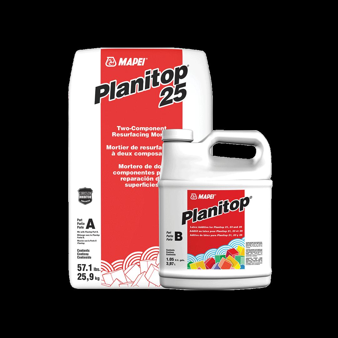 Planitop 25 - 1
