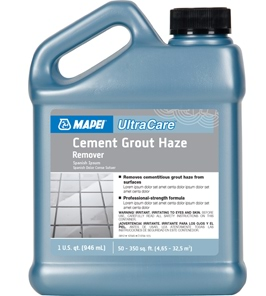 UltraCare Cement Grout Haze Remover - 1