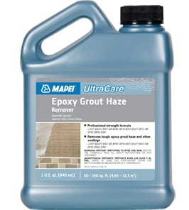 Ultracare Epoxy Grout Haze Remover