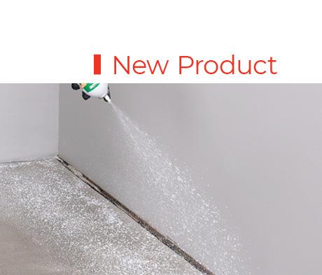 Ultrabond Spray RFA and CTA: The evolution of spray adhesives