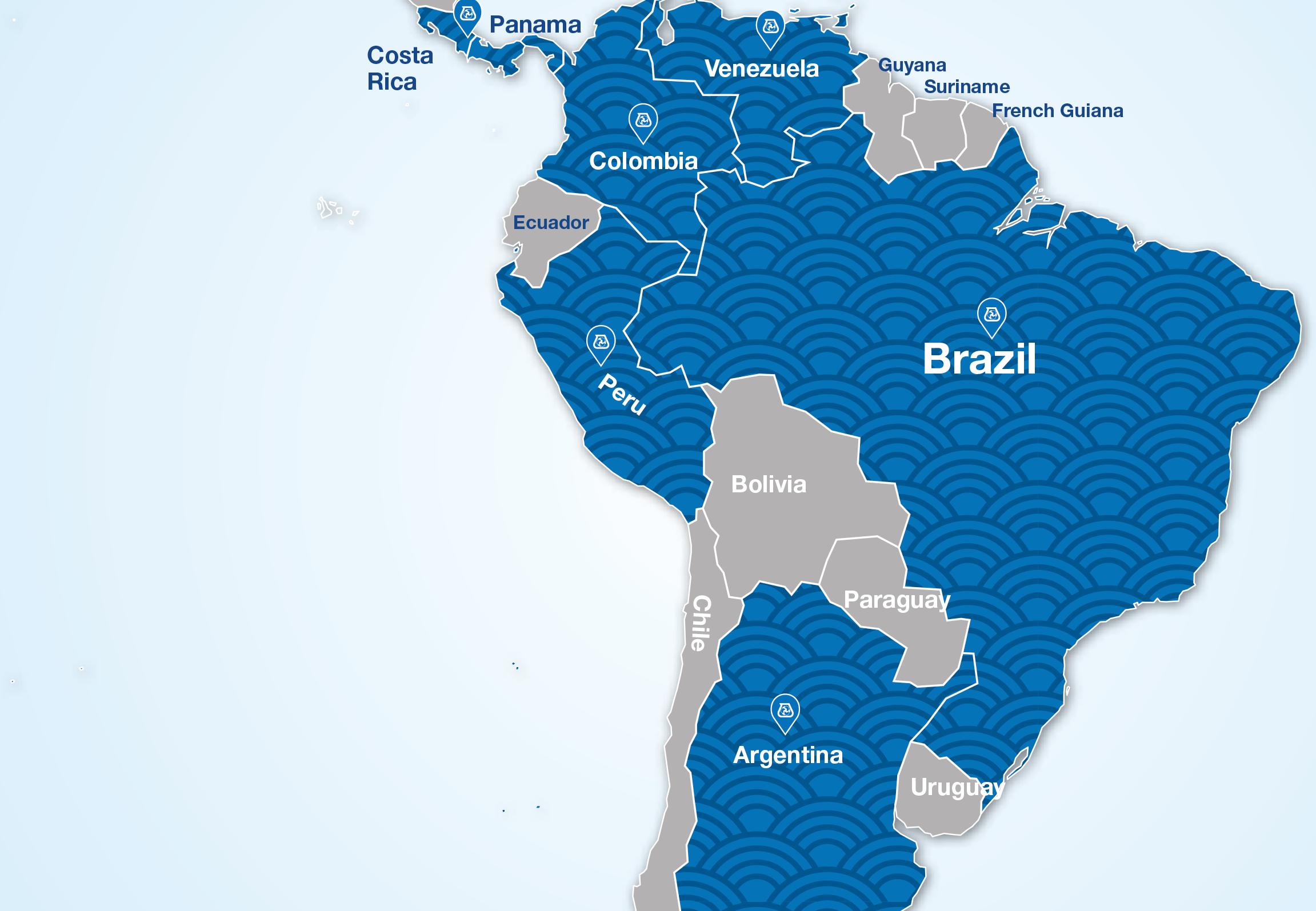 Los planes a largo plazo en el mercado latinoamericano para contrarrestar la incertidumbre económica