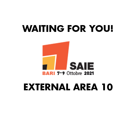 SAIE BARI October 7th-9th: come to visit us