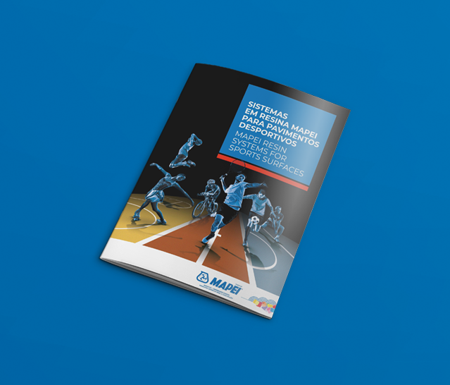Brochura Linha Pavimentos Desportivos