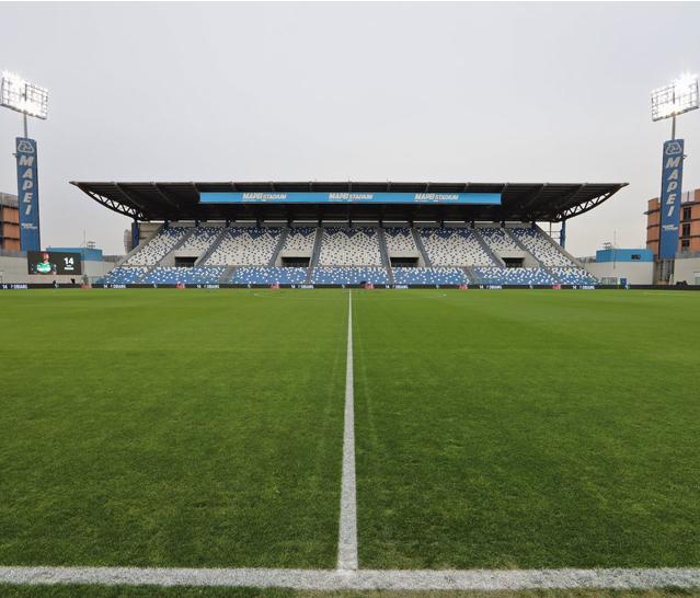 O Mapei Stadium será o palco da Super Taça Italiana 2020