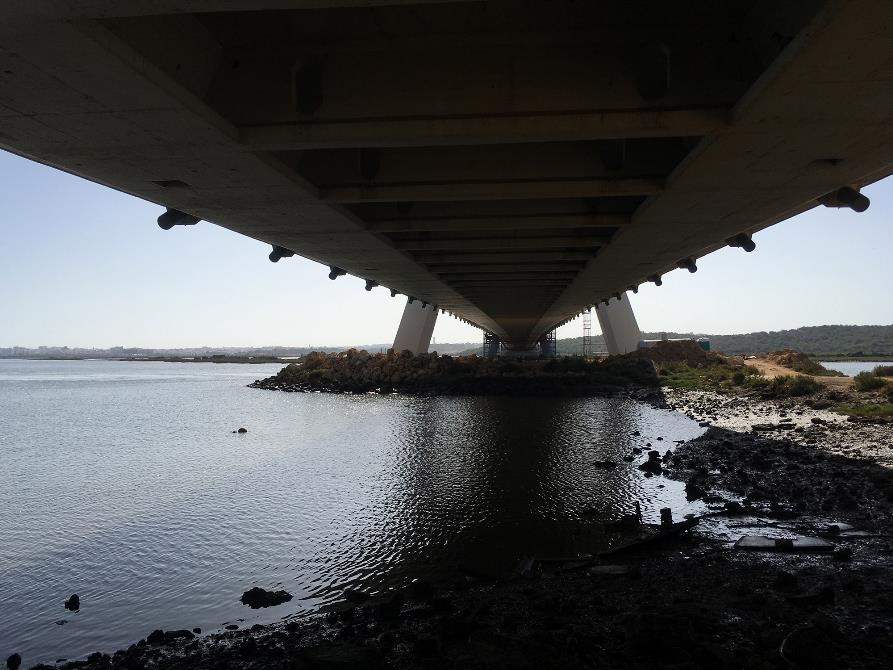 Ponte sul fiume arade mapei for Mapei epojet