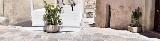 Una nuova pavimentazione a Matera