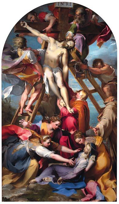65_Barocci_Deposizione dalla croce_-r
