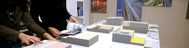 Lo Specification Centre Mapei a Milano