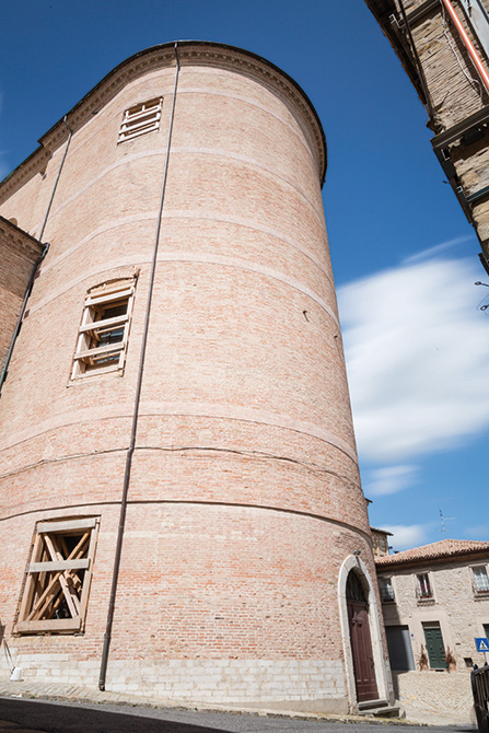 Abside_Terremoto 2016_Mapei_Cattedrale Santa Maria Annunziata, Camerino_foto