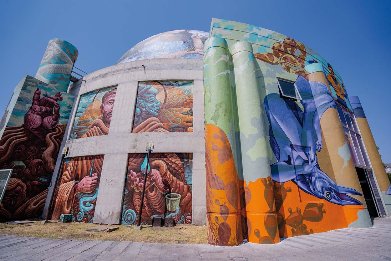 Mapei Centro Culturale Manuel Gomez Morin (4)
