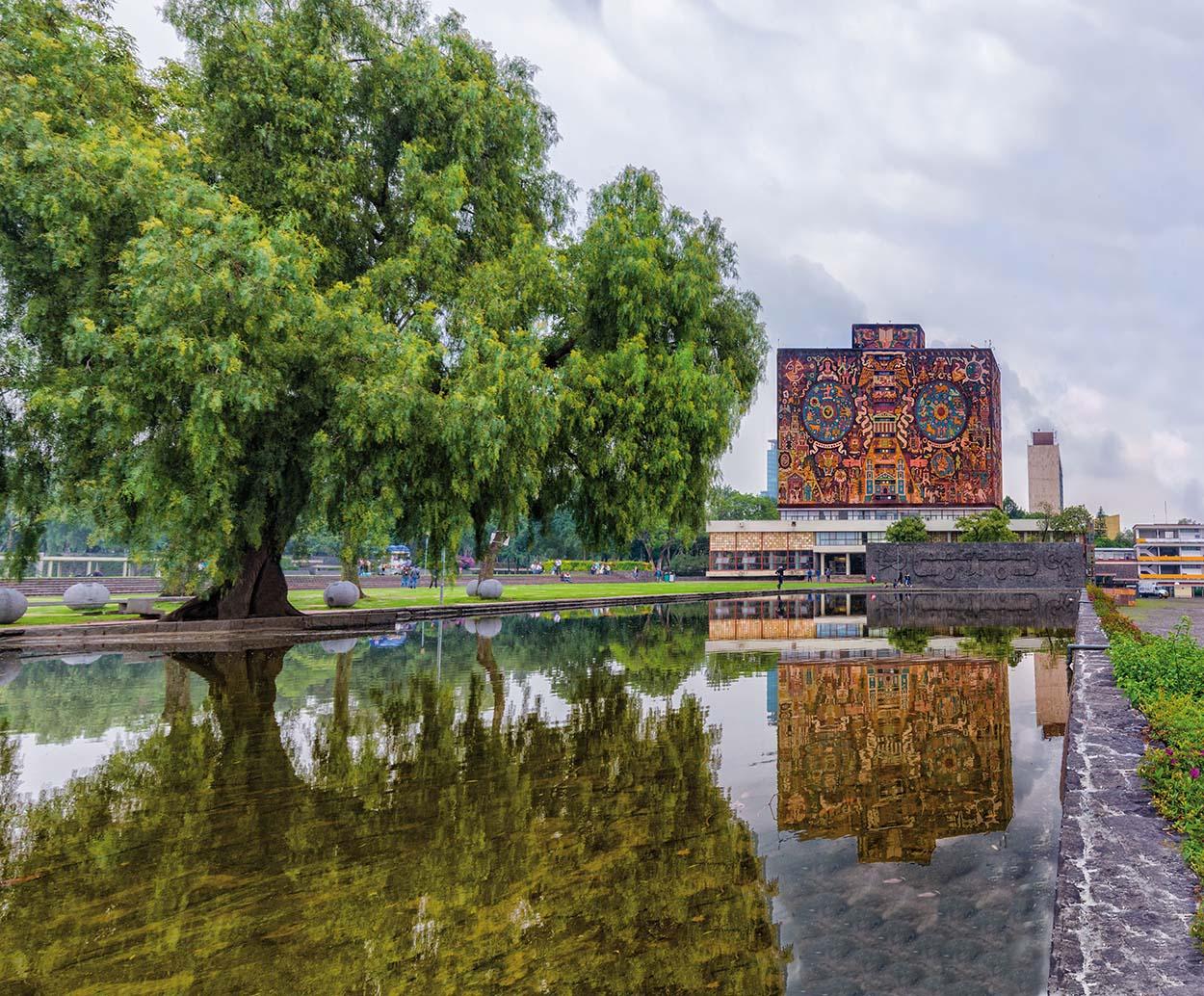 UNAM università Messico Mapei (1)