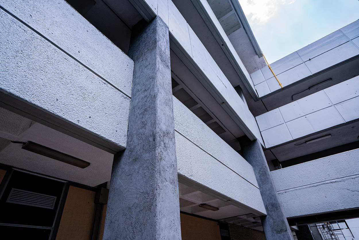 UNAM università Messico Mapei (2)